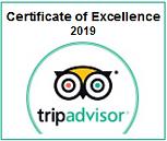 Trip Advisor Award 2019