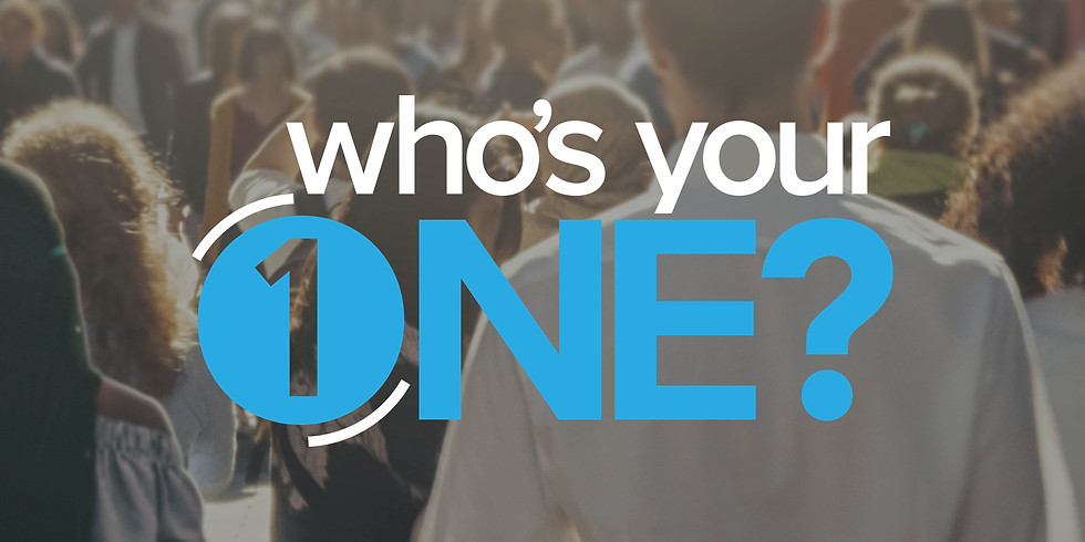Who's Your One: Evangelism Workshop