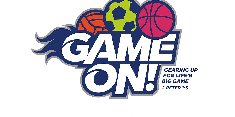 VBS 2018: GAME ON