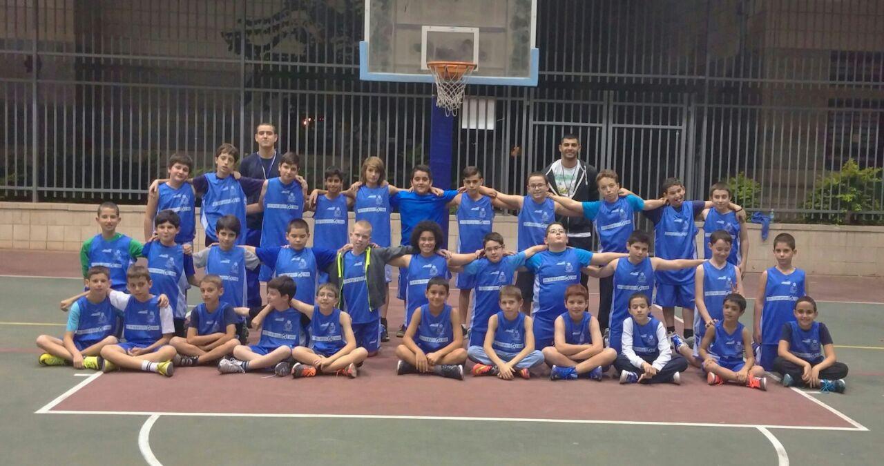 להפליא בית הספר לכדורסל מכבי פתח תקווה |נתן יהונתן CU-94