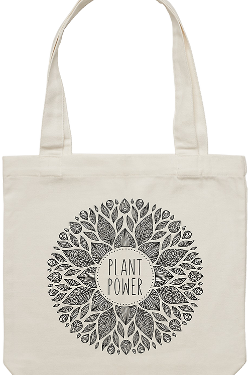 'Plant Power' Tote