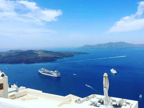 Marketing Abroad; Santorini