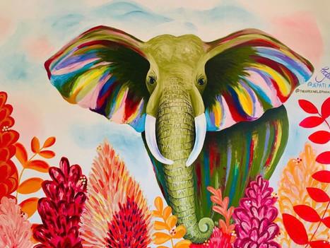 The Vegan-Friendly City Elephant