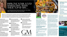 Promote your Food Business with Gem Media and advertise in MK Select while you're there!
