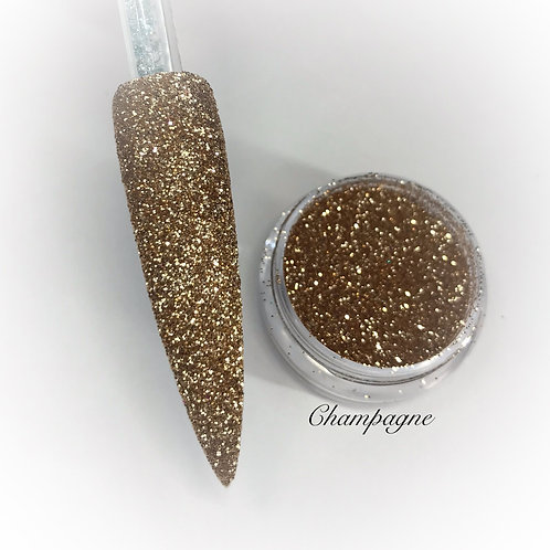 Metallic Champagne
