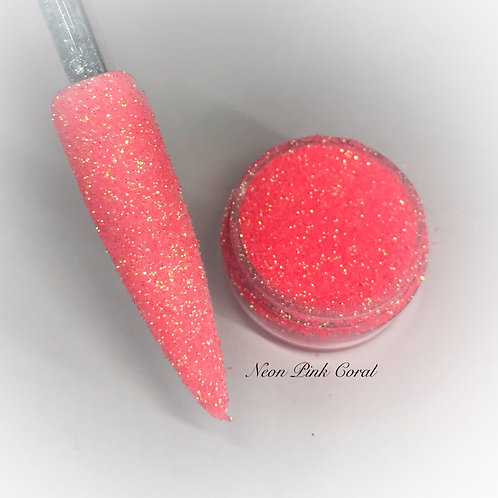 Neon Pink Coral