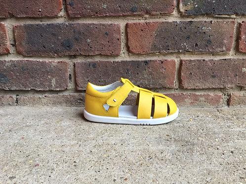 Bobux IW Tidal Yellow Sandal