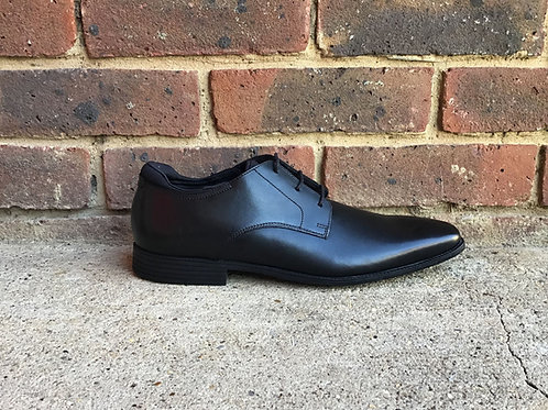 Startrite Academy Black School Shoe F and G Fit