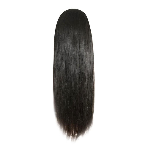 Natural Straight Frontal Lace Unit