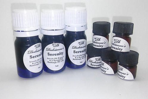 Serenity Perfume Oil