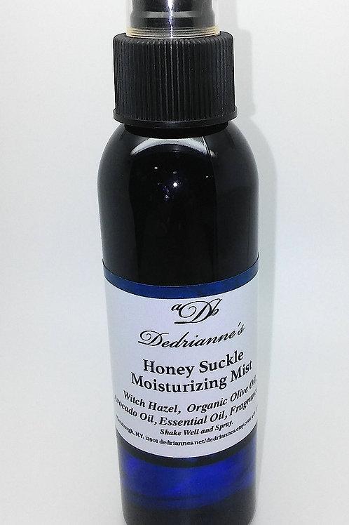 Honey Suckle Moisturizing Mist