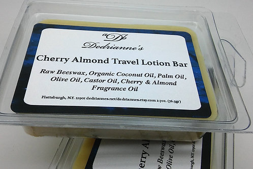 Cherry Almond Travel Bar