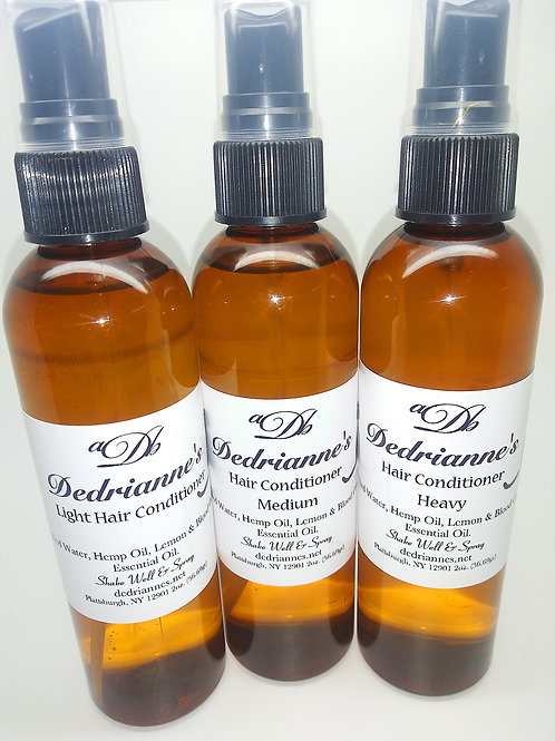 Hair Conditioning & Detangle Spray