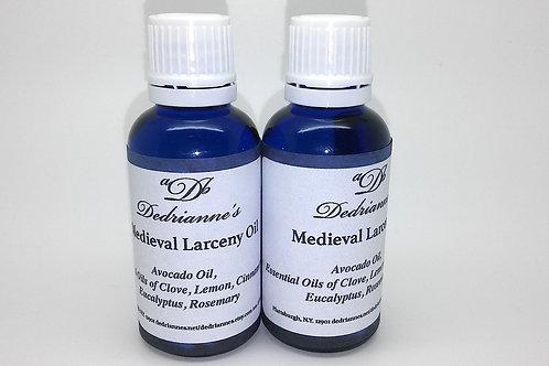 Medieval Larceny Oil