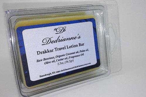 Drakkar Travel Lotion Bar