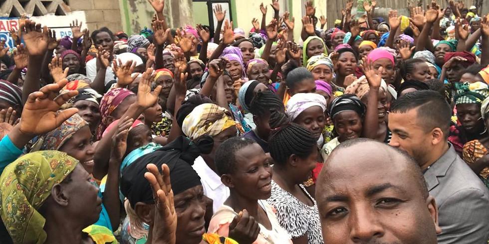 CONFLICT RESOLUTION CONFERANCE IN DRC