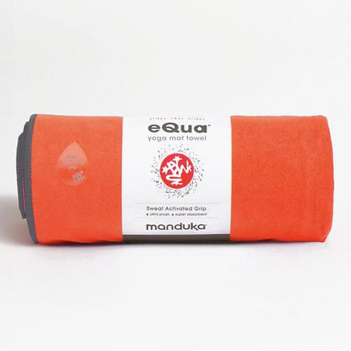 eQua マットタオル【L】(ヨガラグ)/eQua Mat Towel