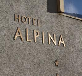 Hotel Alpina Vals