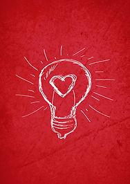 Glühlampe Poster