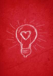Light Bulb Poster