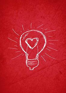 Лампочка Poster
