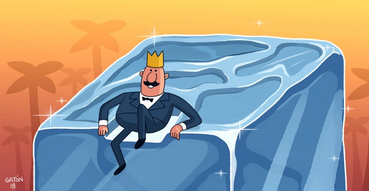 El millonario negocio del hielo? La  historia de un éxito improbable.