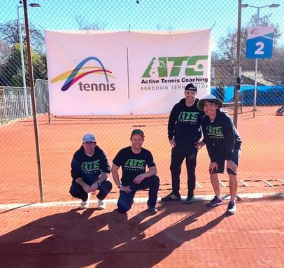 ATC Coaches for Tennis Social Competitio