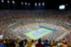 US Open Full Stadium