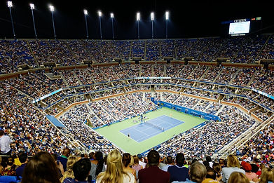 US Open Full Stadium
