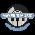 mayers music logo