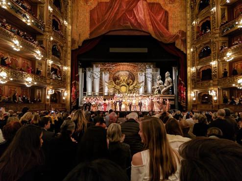 Saludo final Turandot