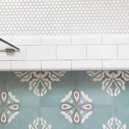 Cement Tile & Penny Tile - Classic