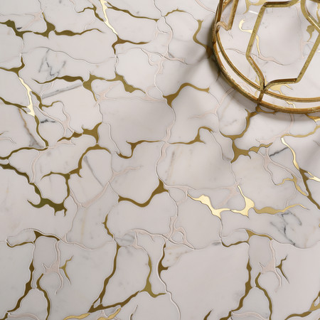 Gold & Marble