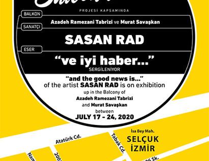 "1.Sergi :""ve iyi Haber.../ 1. Exhibition :""and the good news..."""