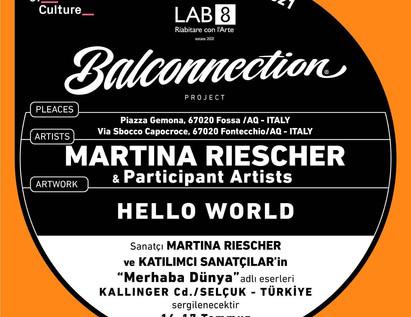 Merhaba Dünya / Hello World