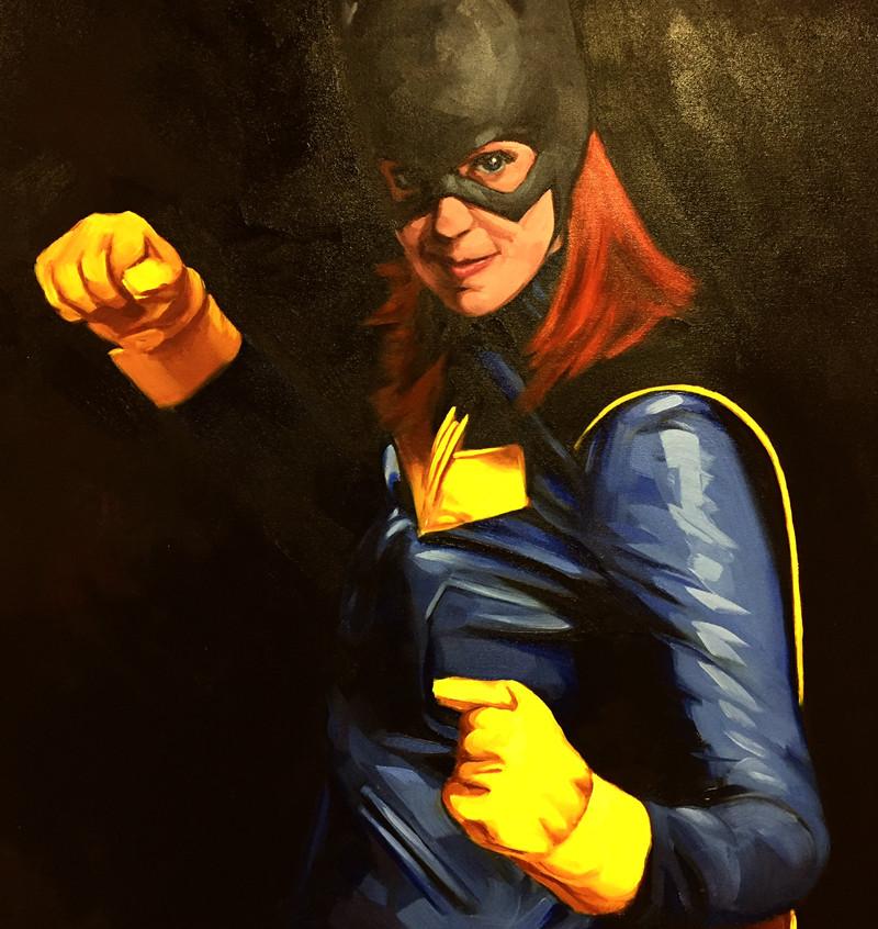 Best superheroes: Joe Granski, room 5609
