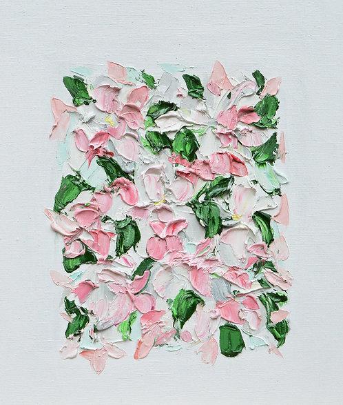 "Fresh Blooms 2, 16"" x 14"""