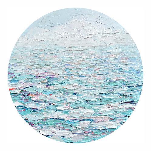 "Pastel Seas 10"""