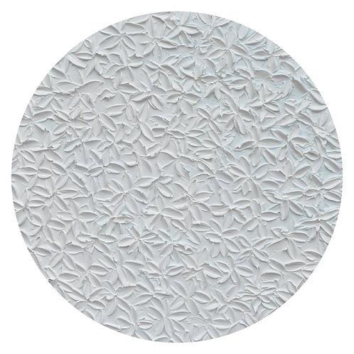 "White Taihaku, 18"" diameter"