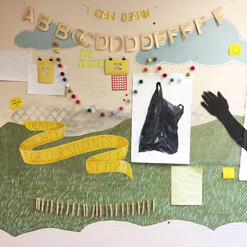 Best installation: Kasey O'Boyle, room 4213