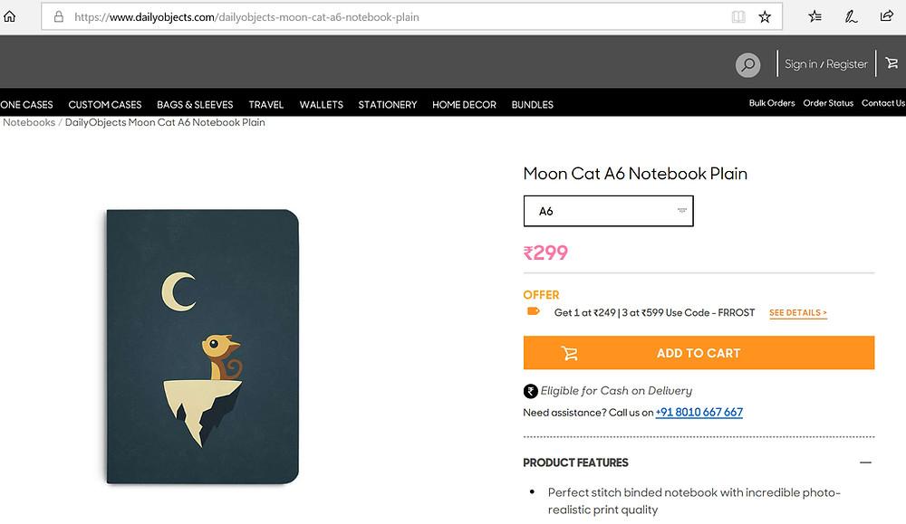 """Moon Cat"""