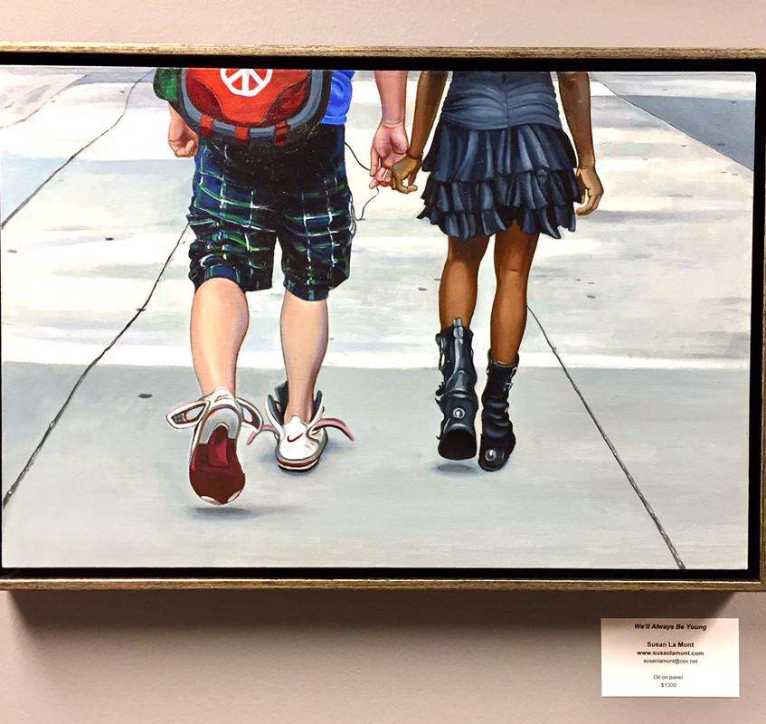 Best realism: Susan LaMont, room 9616
