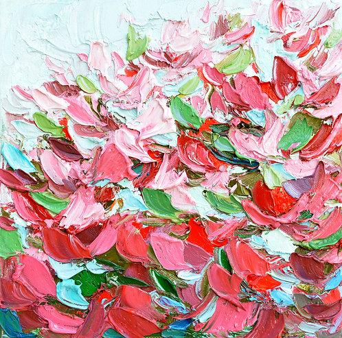 """September Bouquet 10""""x10"""""""