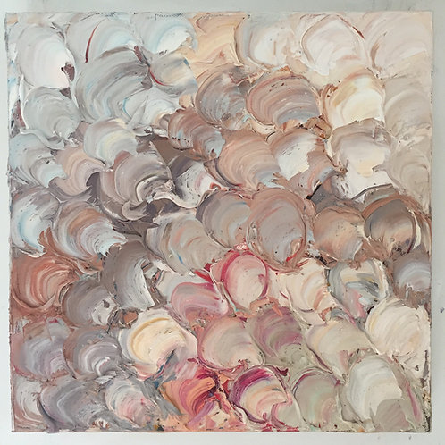 """Conway Pearl, 12""""x12"""""""