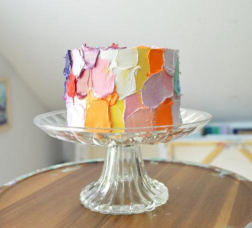 Polka Daub Dessert