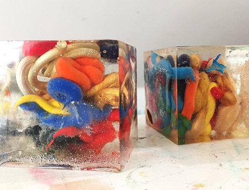 Paint Blockages, Set 1