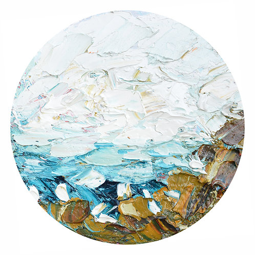 "Pacific Shore No. 1 10"" diameter"