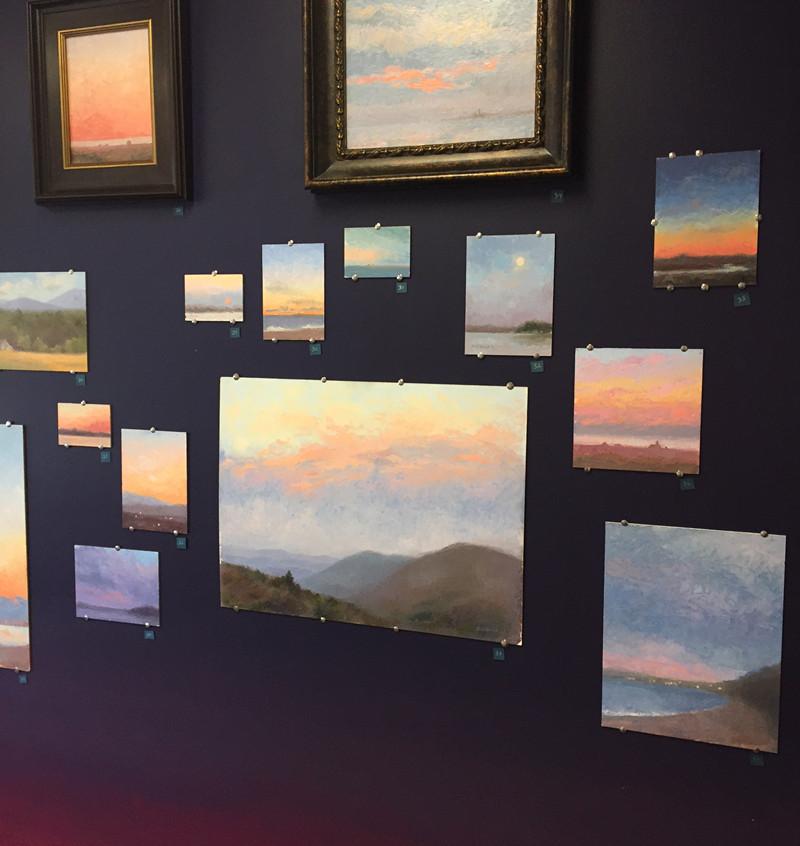 Best landscapes: Sarah Wardell, room 7412