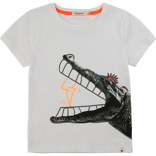 T-shirt Crocodile