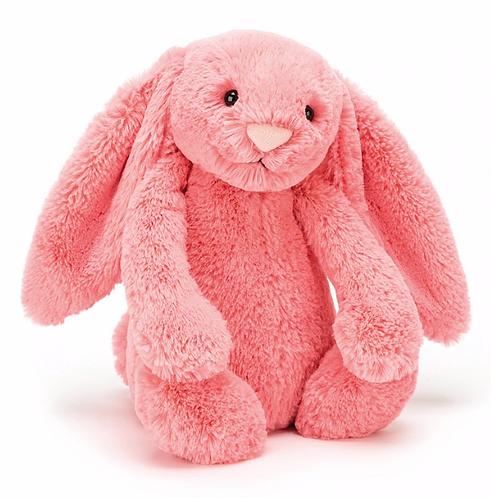 Jellycat - Bashful bunny corail